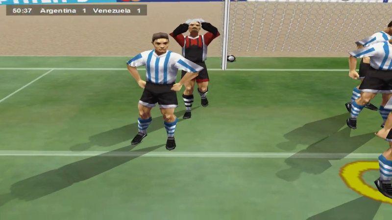 FIFA: Rumbo al mundial 98