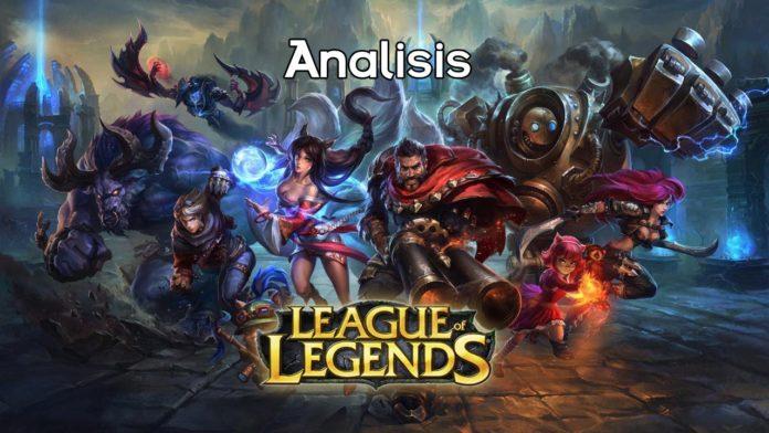 League Of Legends - Análisis