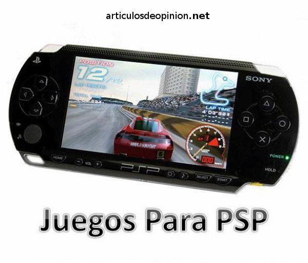 juegos para PSP
