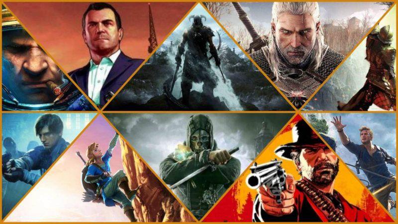 Las mejores sagas de videojuegos