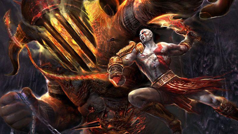 God of War 2: Divine Revolution