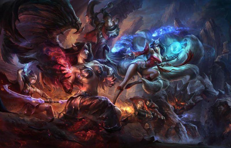 League Of Legends - Vídeos
