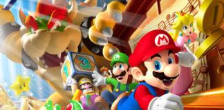 La saga de Mario Party