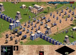 La saga de Age of Empires