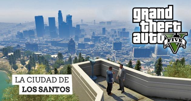 Grand Theft Auto - Los Santos
