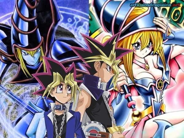 La saga de Yu-Gi-Oh!