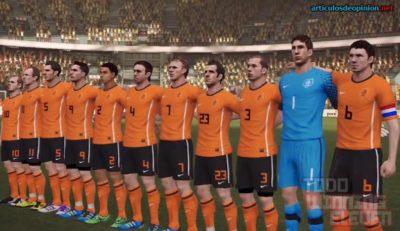 Holanda PES