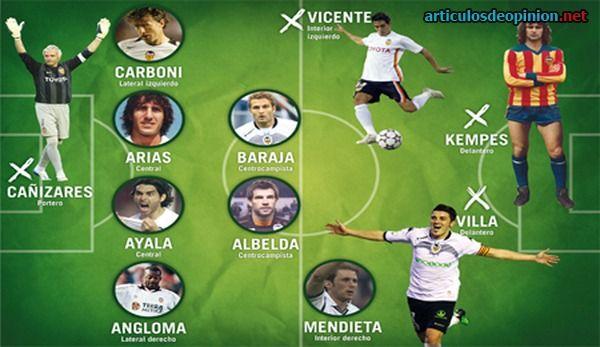 Editar el Valencia clásico en el PES