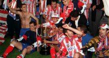 Editar el Atlético de Madrid clásico en el PES