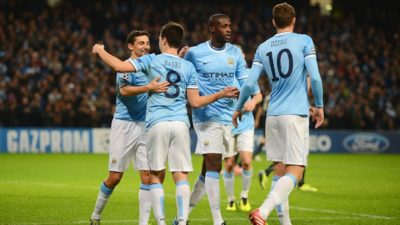 Editar el Manchester City clásico en el PES