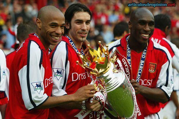 Editar el Arsenal clásico en el PES