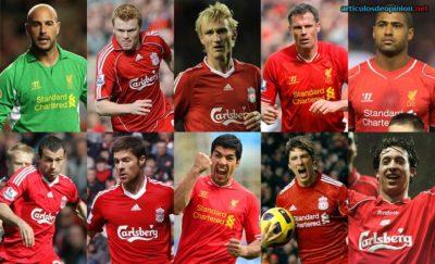 Editar el Liverpool clásico en el PES