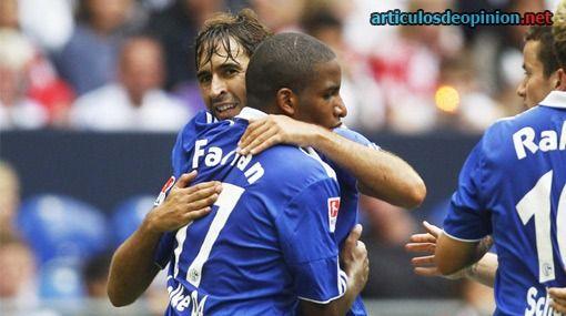 Editar el Schalke 04 clásico en el PES