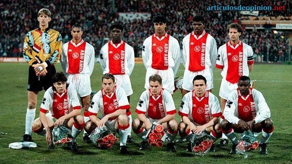Editar el Ajax clásico en el PES