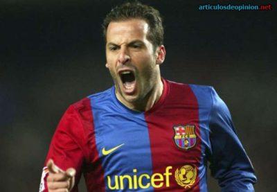 Giuly Barcelona