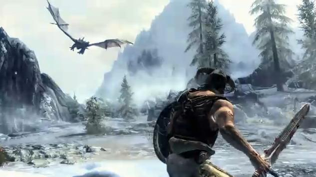 Virtudes y defectos de Skyrim
