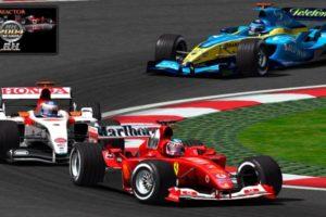 rFactor mod F1 CTDP 2006
