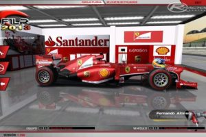 rFactor F1 total 2011
