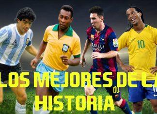 Los mejores de la historia