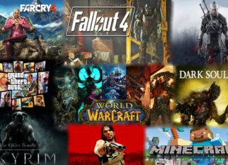 Los mejores videojuegos de mundo abierto