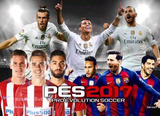 PES2017