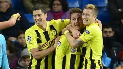 Editar el Borussia Dortmund clásico en el PES