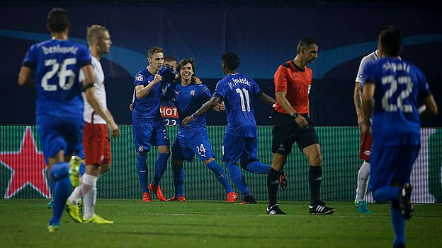 Editar el Dinamo Zagreb clásico en el PES