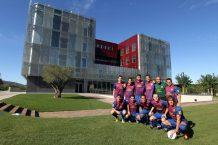 Editar el Barcelona B clásico en el PES