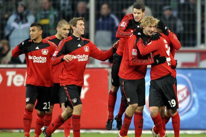 Editar el Leverkusen clásico en el PES