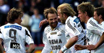 Editar el Rosenborg clásico en el PES