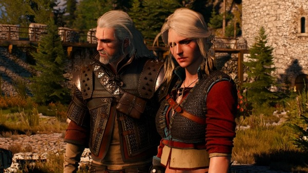 The Witcher 3: Sangre y vino