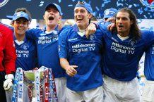 Editar el Glasgow Rangers clásico en el PES