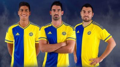 Editar el Maccabi Tel Aviv clásico en el PES