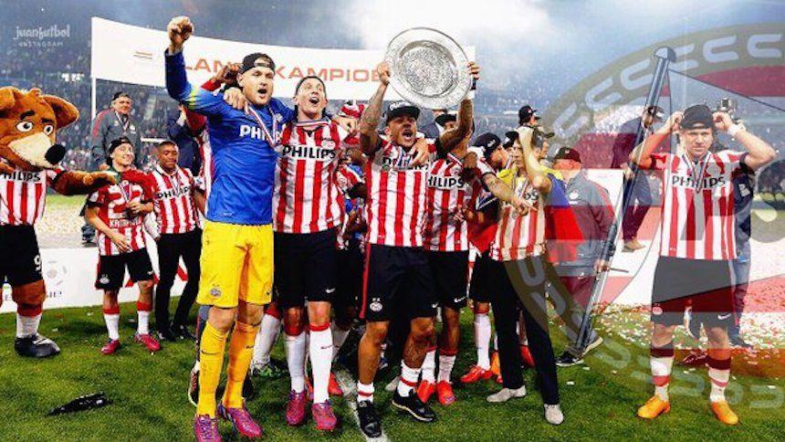 Editar el PSV clásico en el PES