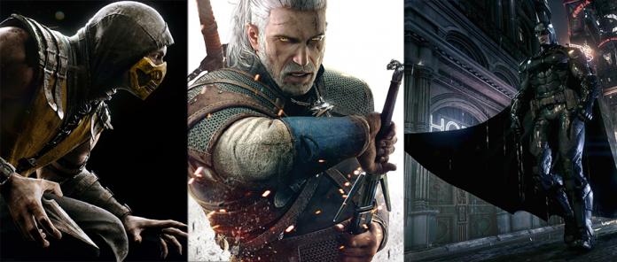 Comparativa de videojuegos