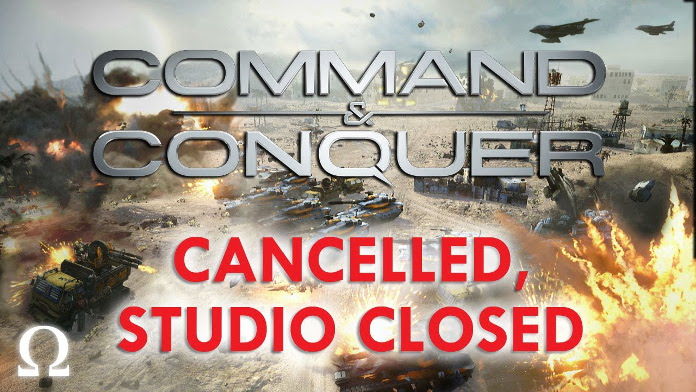 Command and Conquer cancelado