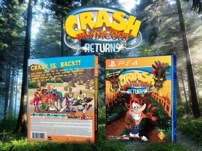 Crash regresa a PlayStation