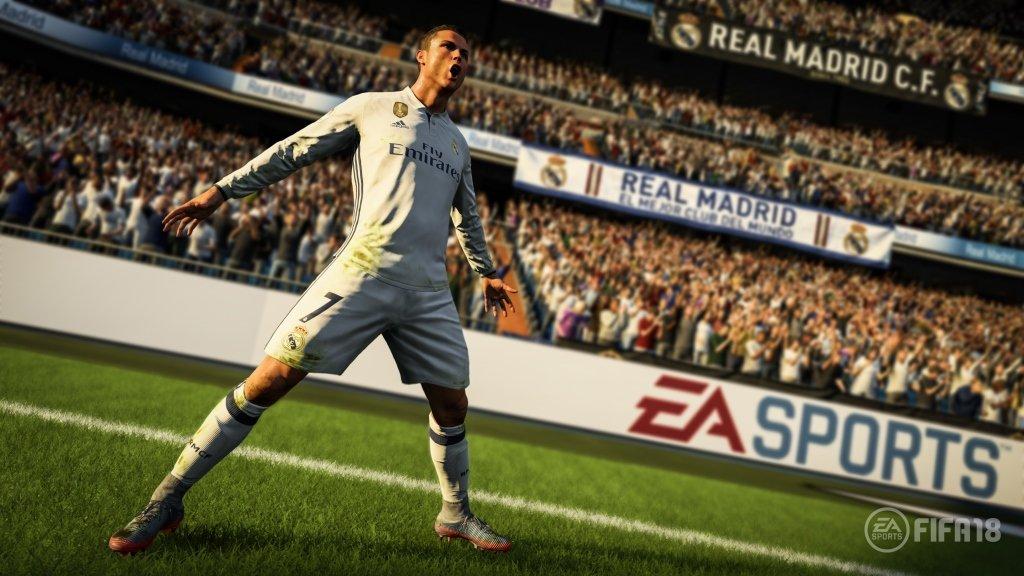 Novedades de FIFA 18