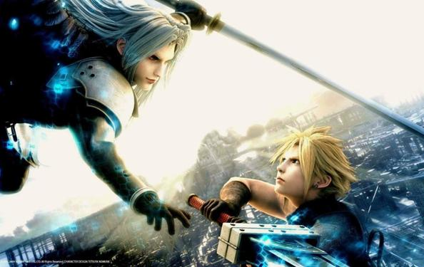 Final Fantasy: Sefirot y Claud