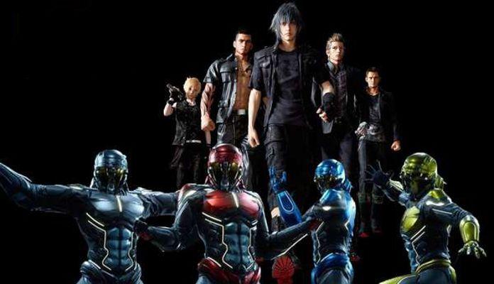 Final Fantasy XV: Magitek
