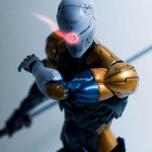 Gray Fox de Metal Gear