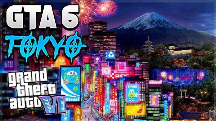 Rumores y curiosidades de GTA VI Tokio