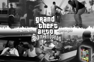 GTA San Andreas Black Edition