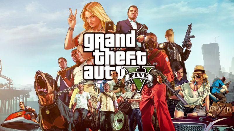 Los cambios de GTA V