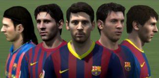 La evolución de FIFA