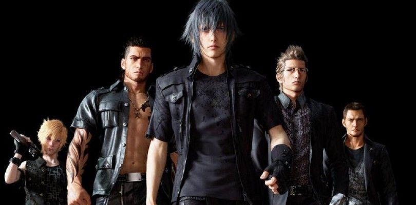 La historia de Final Fantasy XV