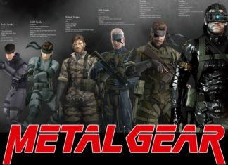 La saga de Metal Gear