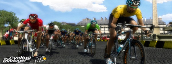 La saga de Pro Cycling Manager