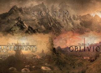 nuevo The Elder Scrolls