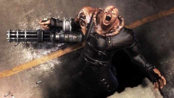 Nemesis bazooka